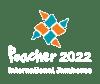 Poacher 2022 Logo Vertical white